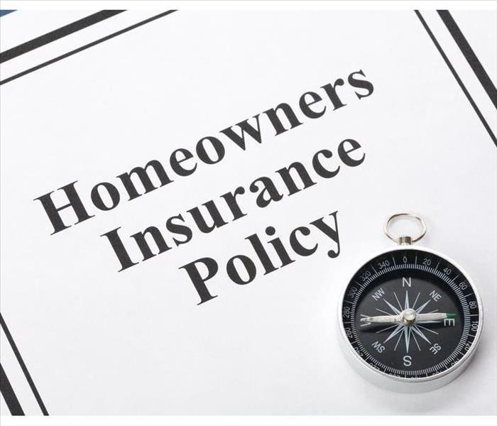 Document of Homeowners Insurance Policy