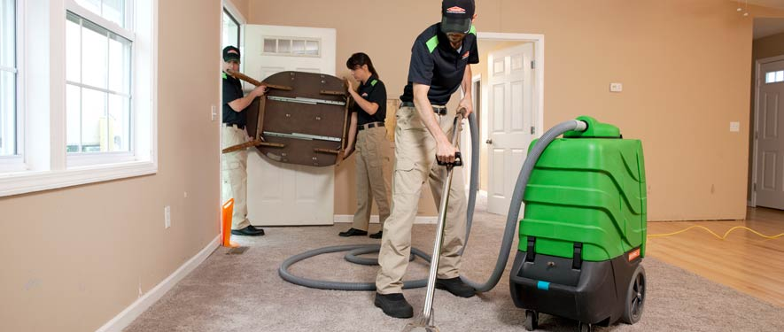 Baton Rouge, LA residential restoration cleaning